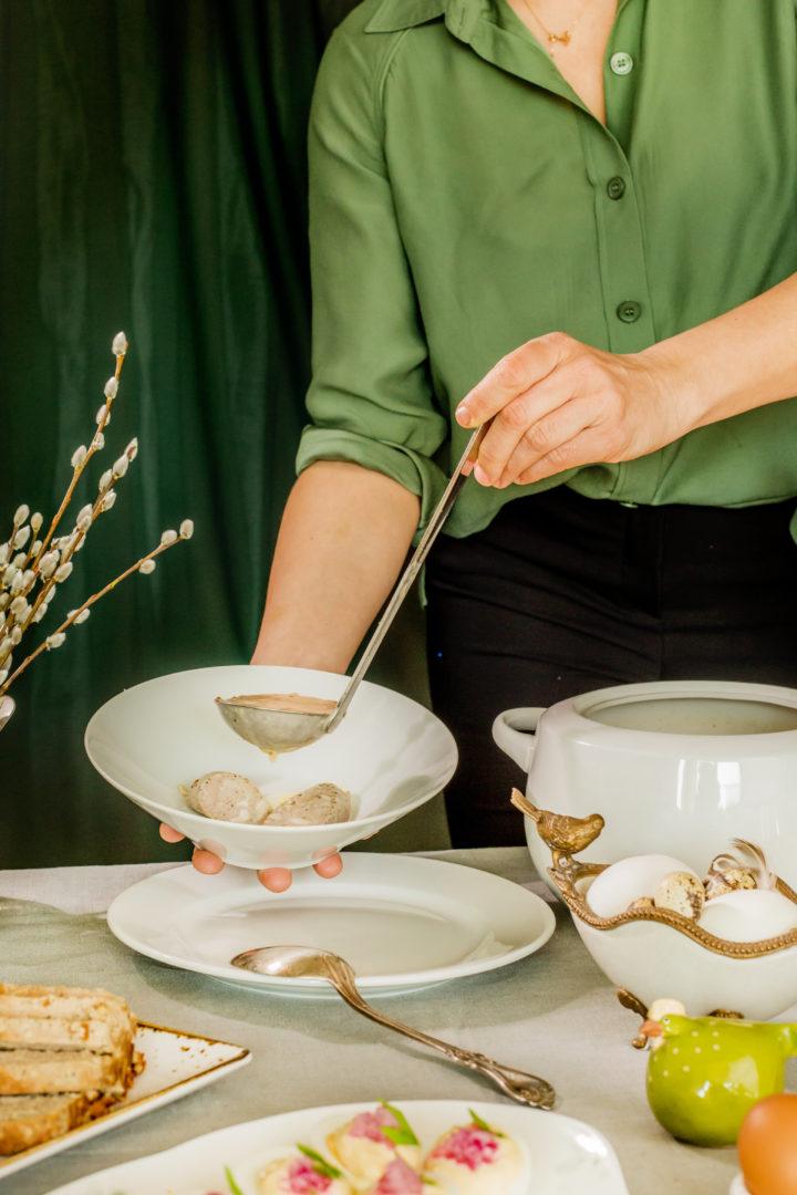 danie menu catering wielkanocny kraków 2020